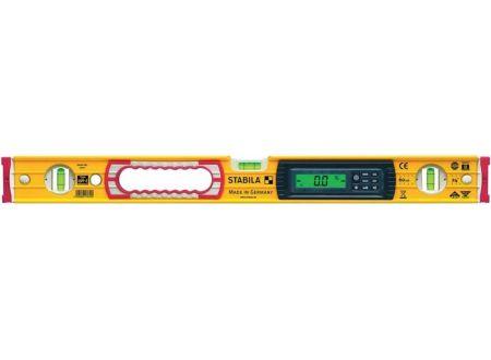 EDE Elektronik-Wasserwaage 196-2 IP65 80cm STABILA