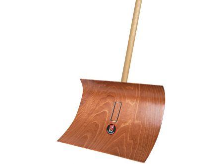 keine Angabe Schneeräumer Pressholz mit Stiel 55 cm breit Lieferumfang: 5 Stück