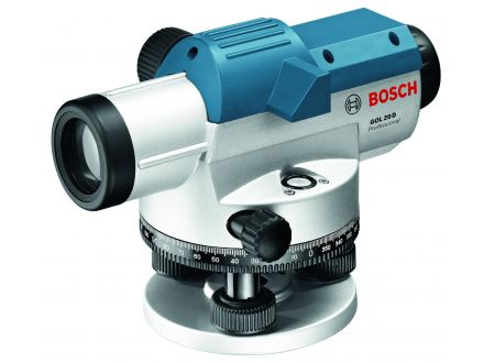 Optisches Nivelliergerät Bosch GOL 20 D