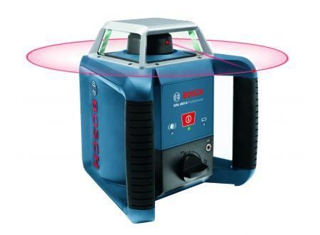 Bosch Rotationslaser GRL 400 H Professional bei handwerker-versand.de günstig kaufen