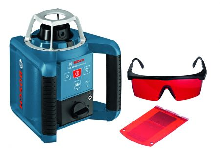 Bosch Rotationslaser GRL 300 HV Professional bei handwerker-versand.de günstig kaufen