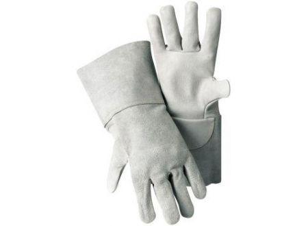 Craemer Schweisserhandschuh Spaltleder Typ 10 35cm bei handwerker-versand.de günstig kaufen
