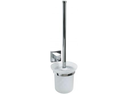 FACKELMANN Toilettenbürste und Halter Mare Chrom