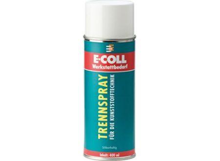 Trennspray für Kunststofftechnik 400ml E-COLL Lieferumfang: 12 Stück