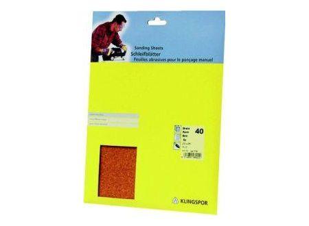 Klingspor SB-Schleifpapier Pl31 230x280 mm Korn 240 bei handwerker-versand.de günstig kaufen