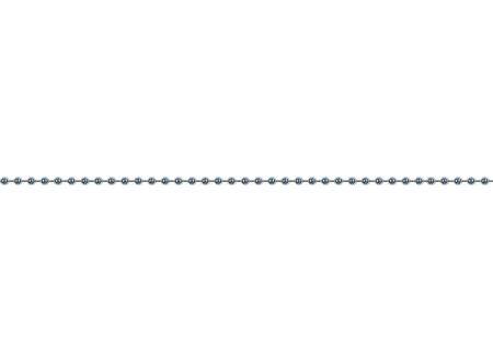 EDE Kugelkette 4,5 Messing-verchromt Rolle 25m (130x60) bei handwerker-versand.de günstig kaufen
