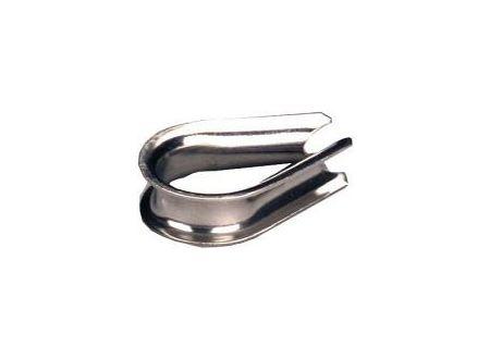 Niro -Kauschen Form B AISI 316 A4 Rillenweite 3mm bei handwerker-versand.de günstig kaufen