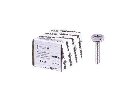 Format Möbelgriffschrauben M 4x25 (Pack 100 Stück) bei handwerker-versand.de günstig kaufen