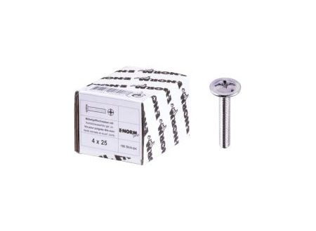 Format Möbelgriffschrauben M 4x50 (Pack 100 Stück) bei handwerker-versand.de günstig kaufen