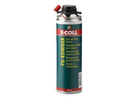 EU PU-Reiniger 500ml E-COLL Lieferumfang: 12 Stück