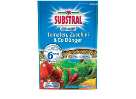 Celaflor Osmocote Tomate, Zucchini & Co Dünger 750g bei handwerker-versand.de günstig kaufen