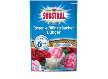 Celaflor Osmocote Rosen & Blühsträucher Dünger 750g bei handwerker-versand.de günstig kaufen