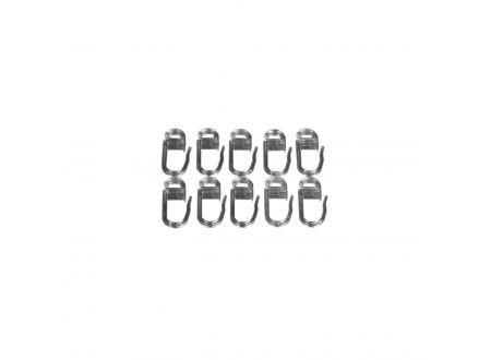 Liedeco Faltenlegehaken Plus 16 / 20 mm glasklar bei handwerker-versand.de günstig kaufen