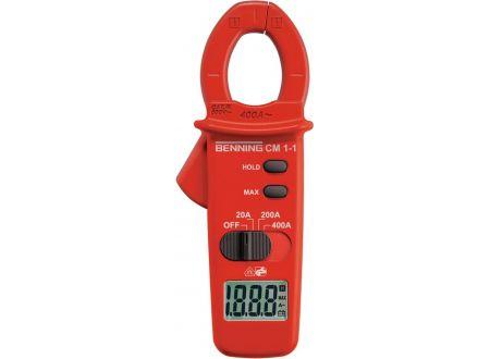 EDE Digital-Stromzangen- Multimeter CM 1-1 BENNING