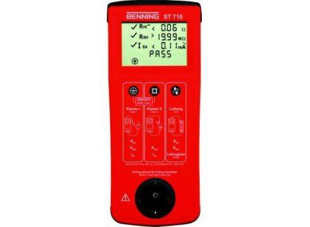 Gerätetester Benning ST710