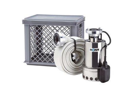 Pumpe HOMA für Notfalleinsatz Typ Flut-Set