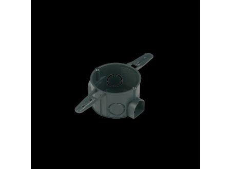 ISO-Schalterdose mit Nagelleiste
