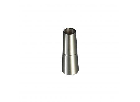 Liedeco Endstück für Gardinenstangen Concav Inox, ø 16 mm bei handwerker-versand.de günstig kaufen