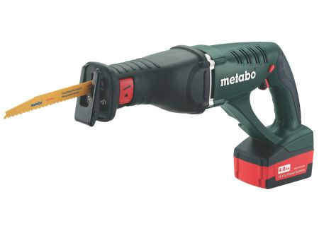 Metabo Akku-Säbelssäge ASE 18 LTX bei handwerker-versand.de günstig kaufen