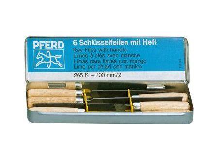 Rüggeberg Schlüsselfeilen-Satz 6tlg. bei handwerker-versand.de günstig kaufen