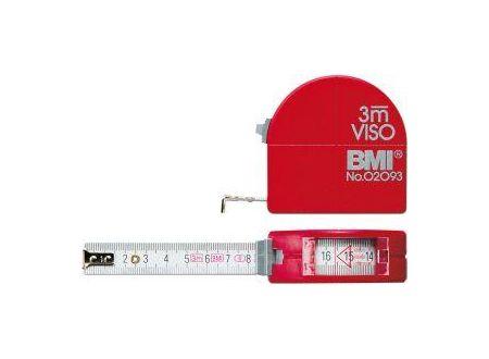 BMI Taschenbandmass mit Sichtfenster mit Zirkel bei handwerker-versand.de günstig kaufen