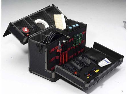 Allit AG Service- und Montagekoffer Allit AluPlus 21 bei handwerker-versand.de günstig kaufen