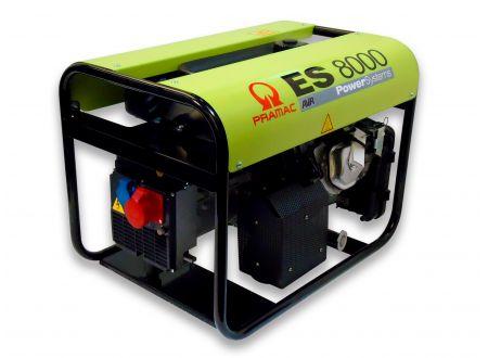 Pramac Stromerzeuger ES 8000-THI Benzin bei handwerker-versand.de günstig kaufen