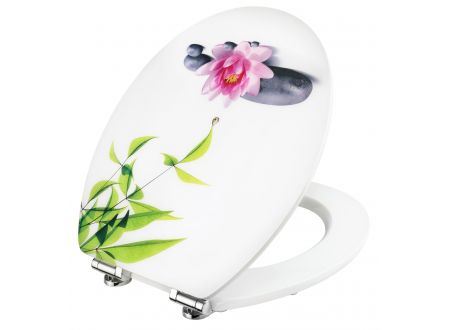 Conmetall-Meister WC-Sitz Water Lilly