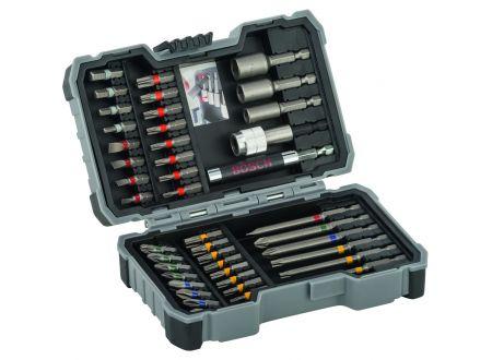 Bosch Bit- und Steckschlüssel-Set, 43-teilig, 25 mm, 75 mm bei handwerker-versand.de günstig kaufen