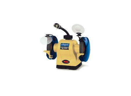 Schleifmaschine Scheppach bg 200