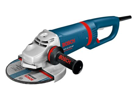 Bosch Winkelschleifer GWS 26-230 LVI bei handwerker-versand.de günstig kaufen