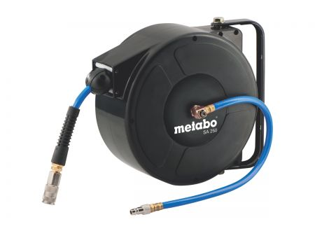 Metabo Schlauchaufroller automatisch bei handwerker-versand.de günstig kaufen