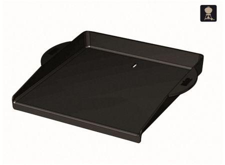 Weber Universelle gusseiserne Grillplatte (Plancha) für Q300, Spirit bei handwerker-versand.de günstig kaufen