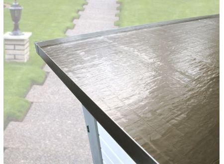 hochwertige selbstklebende Metalldachbahn für Flachdachhäuser bei handwerker-versand.de günstig kaufen