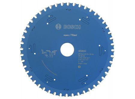 Bosch Kreissägeblatt Expert for Steel, 210 x 30 x 2,0 mm, 48 Zäh bei handwerker-versand.de günstig kaufen