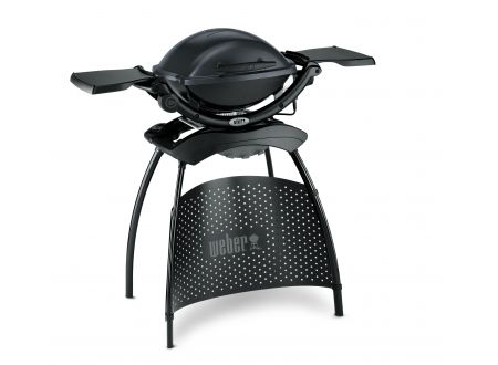 Weber Q 1400 Stand Dark Grey bei handwerker-versand.de günstig kaufen