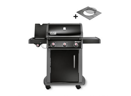 weber spirit e 320 original gbs black m gourmet bbq system grillrost kaufen. Black Bedroom Furniture Sets. Home Design Ideas