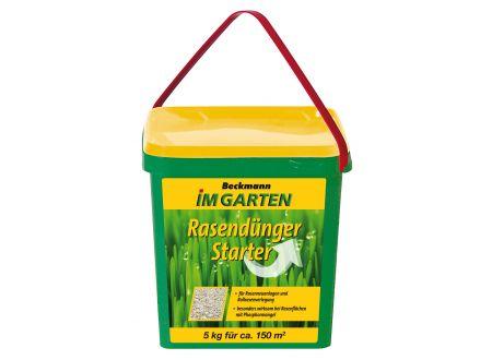Beckmann + Brehm Rasendünger Starter Beckmann & Brehm 5kg Eimer bei handwerker-versand.de günstig kaufen