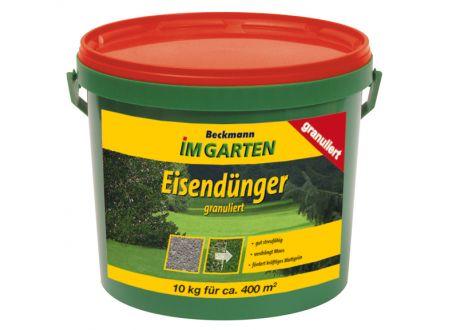 Beckmann + Brehm Eisendünger granuliert Beckmann & Brehm 10kg Eimer bei handwerker-versand.de günstig kaufen