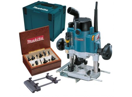 Makita Oberfräse 1.100 W RP1110CJFA bei handwerker-versand.de günstig kaufen