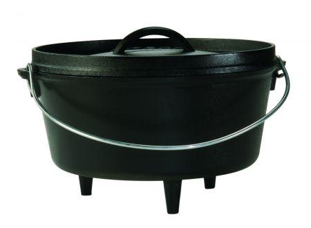 Rumo Lodge Camp Dutch Oven Tief 4,7 Liter bei handwerker-versand.de günstig kaufen