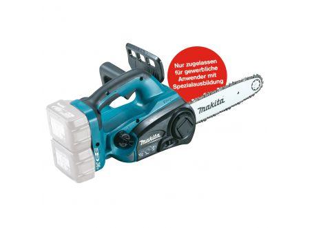 Makita Top Handle Akku-Kettensäge 2x18V ohne Akku ohne Ladegerät bei handwerker-versand.de günstig kaufen