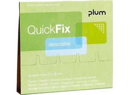 Plum Nachfüllpackung QuickFix mit 45 Pflastern bei handwerker-versand.de günstig kaufen