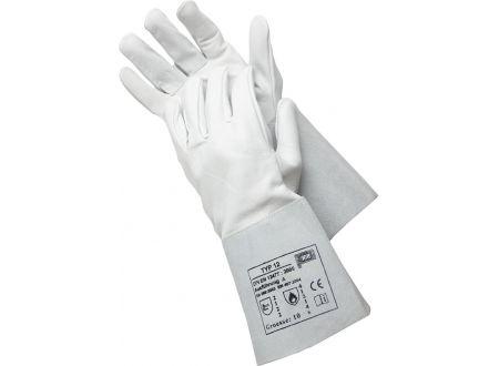 EDE Schweißerhandschuh Nappa 35cm Gr. 10 bei handwerker-versand.de günstig kaufen