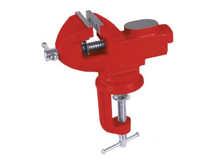 Bastler-Schraubstock drehbar 60mm bei handwerker-versand.de günstig kaufen