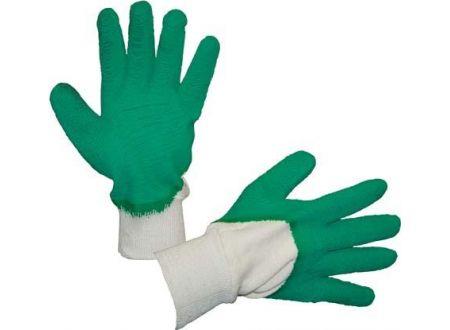EDE Gartenhandschuh Latex gr�ün Gr 10 bei handwerker-versand.de günstig kaufen