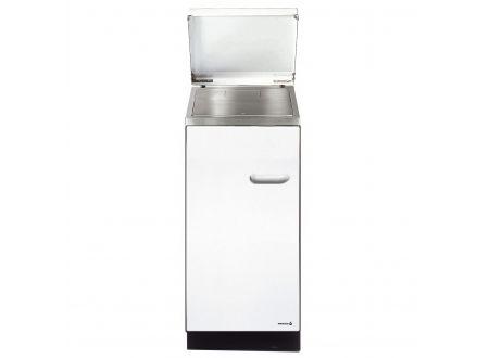 Wamsler Beistellherd K 144 S weiß (40 cm)