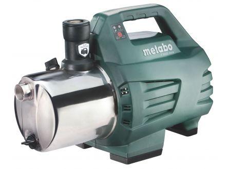 Gartenpumpe Metabo P 6000 Inox