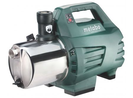 Metabo Hauswasserautomat HWA 6000 Inox bei handwerker-versand.de günstig kaufen