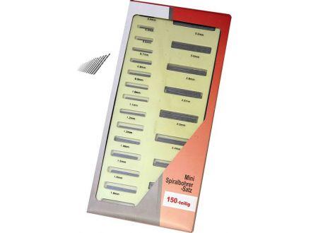 MK Handel GmbH Mini-Spiralbohrer-Satz 150-tlg. bei handwerker-versand.de günstig kaufen